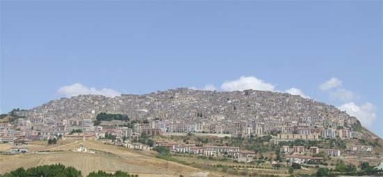 panoramica - Gangi (6903 clic)