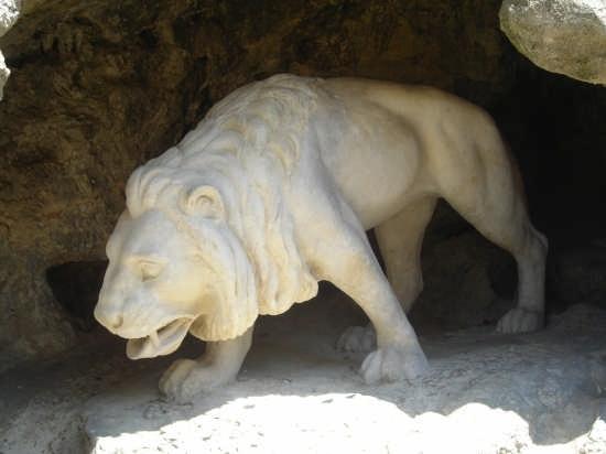 il leone - Gangi (4479 clic)