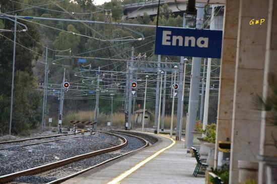 Enna - Stazione di Enna (4929 clic)