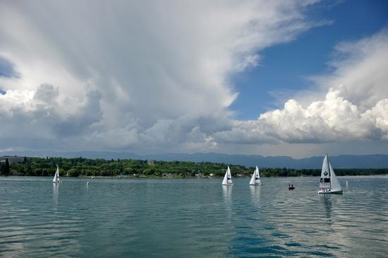 Sailing at BMW X3 Games, Ginevra (730 clic)