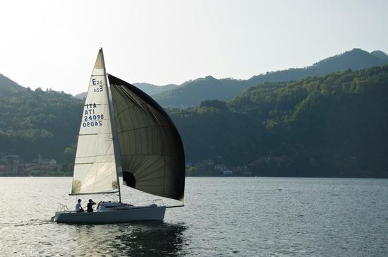 Navigando il lago di Orta - Orta san giulio (2125 clic)