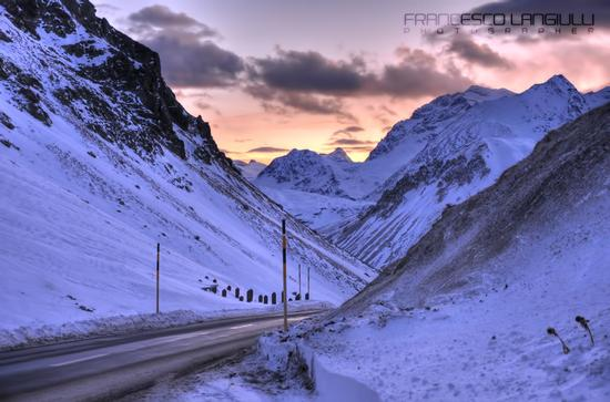 Passo del Bernina - Livigno (2272 clic)