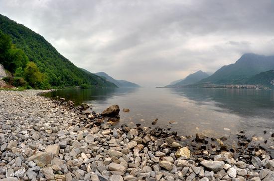 Lago di Lecco (2221 clic)