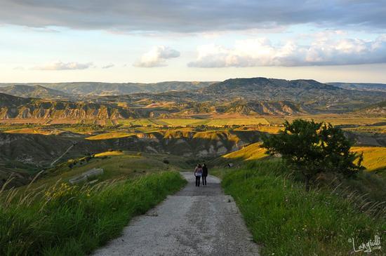 Riscoprendo la Basilicata - Craco (2488 clic)