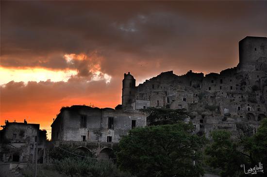 Craco, la città fantasma (5125 clic)