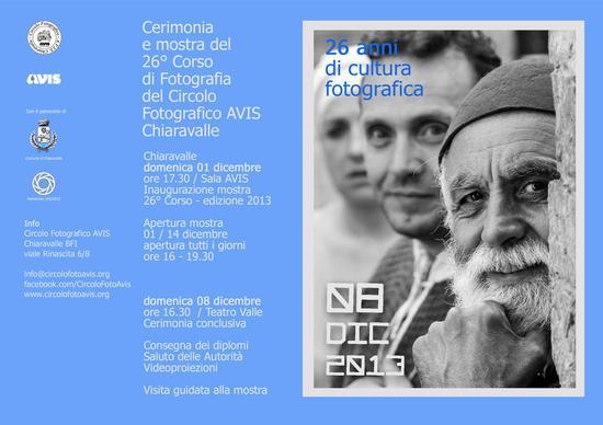 Corso di Fotografia, 26 anni di cultura fotografica - Chiaravalle (557 clic)