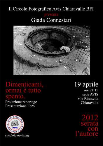 Serata con l'Autore Giada Connestari - Chiaravalle (1233 clic)