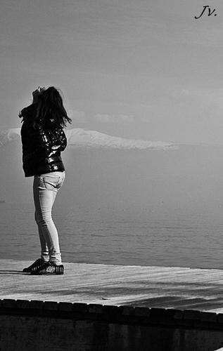 Le donne lo sanno che il cielo non è vuoto. (493 clic)