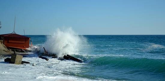 L'ira di Poseidone - Pellaro (2164 clic)