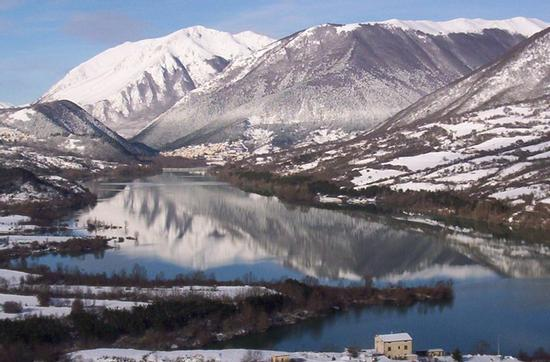 nevicata - Barrea (2117 clic)