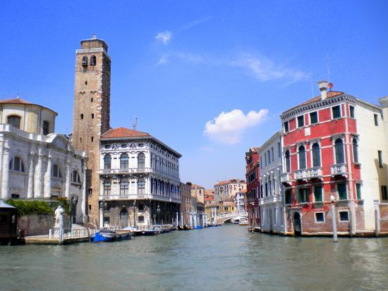Dal Canal Grande alle Calle e Campielli 3 - Venezia (1621 clic)
