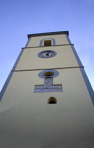 Campanile della chiesa di S. Nicola - Capriglia irpina (1859 clic)