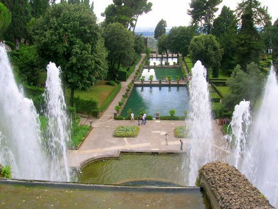 Villa d'Este Le Peschiere - Tivoli (2435 clic)