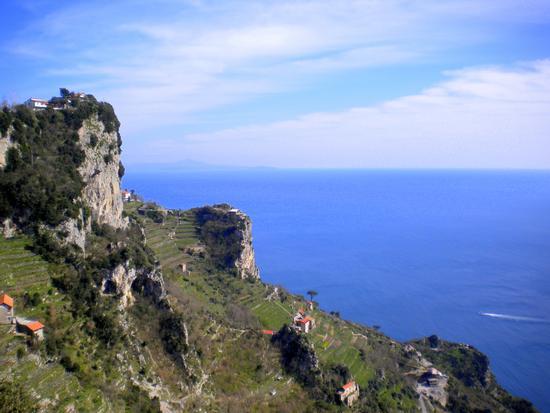 Il sentiero degli Dei. - Agerola (3142 clic)