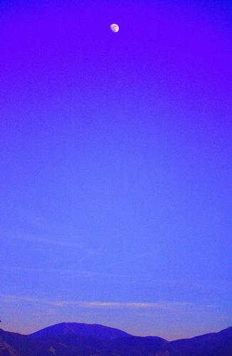 Luna blu - Atripalda (1982 clic)