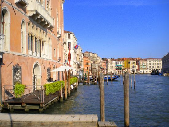 Dal Canal Grande per Calle e Campielli 10 - Venezia (1441 clic)