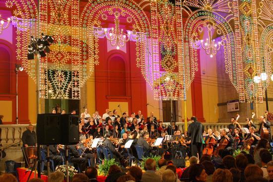 L'orchestra della Repubblica Russa Udmurtia. - Avellino (2569 clic)