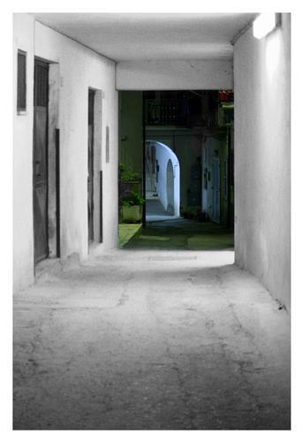 Vicolo a San Potito U. - Avellino (3105 clic)