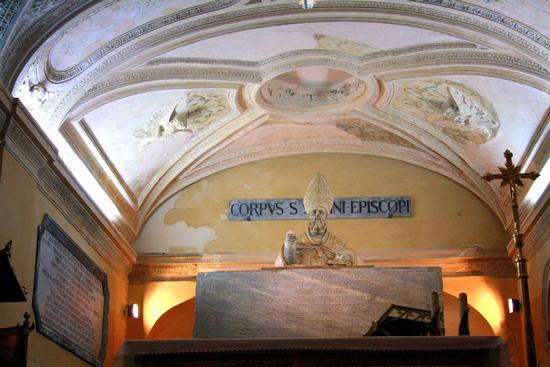Tomba di S. Sabino V. VI sec. - Atripalda (2006 clic)