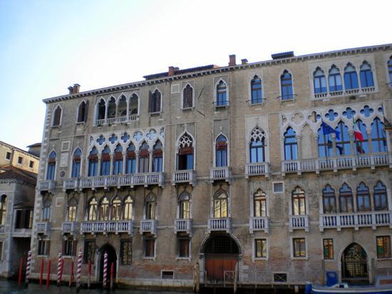 Dal Canal Grande per Calli e Campielli 14 - Venezia (2116 clic)