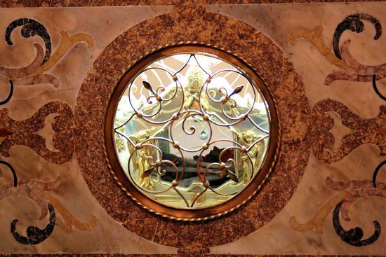 Le reliquie di S. Sabino V. VI sec. - Atripalda (2936 clic)