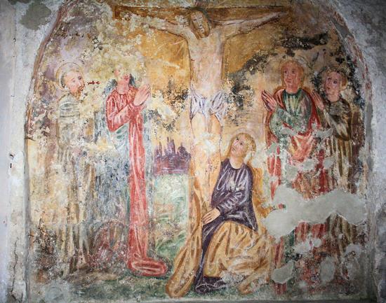 La Nunziatella di Prata P. U.  - Avellino (1925 clic)