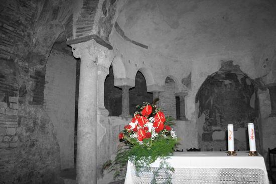 La Nunziatella di Prata P. U.  - Avellino (1968 clic)