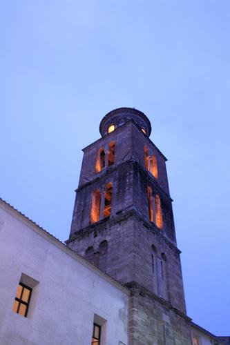Il campanile del duomo di Salerno (2300 clic)