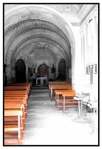 Basilica paleocristiana della Nunziatella a Prata P.U. (AV) - AVELLINO - inserita il 22-Jul-11