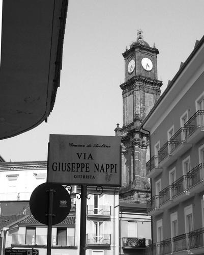 Torre civica del Fanzago. Avellino - AVELLINO - inserita il 10-Mar-11