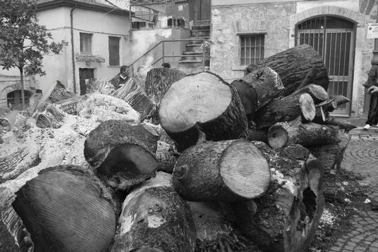 Falò - Avellino (1511 clic)