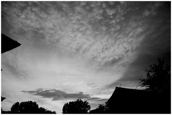 Dopo un temporale a San Potito U.  - Avellino (2140 clic)