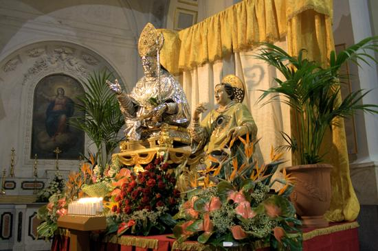 San Sabino e San Romolo patroni di Atripalda (AV) (2156 clic)