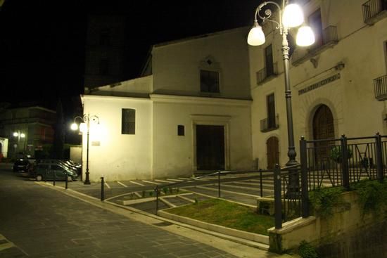 S. Maria delle Grazie e Palazzo Comunale. Atripalda - ATRIPALDA - inserita il 04-Mar-11