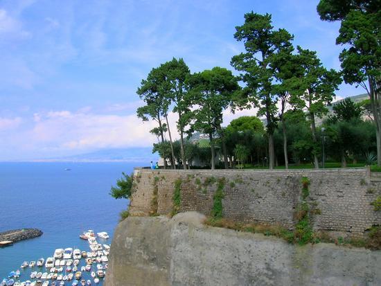 Terrazza panoramica. - Sorrento (2133 clic)