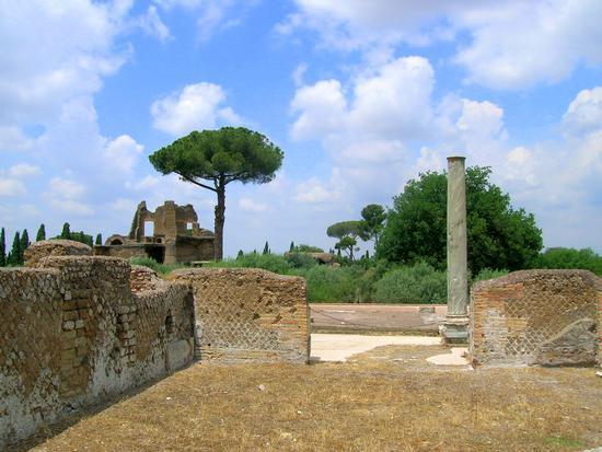 Villa Adriana 4 - Tivoli (1786 clic)