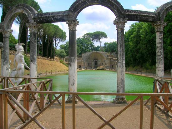 Villa adriana 6 - Tivoli (2027 clic)