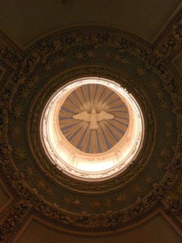 Spirito Santo in San Giovanni in Laterano - Roma (1496 clic)