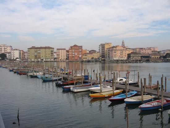 Veduta Lusenzo - Chioggia (2558 clic)