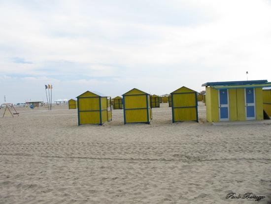 Spiaggia in ottobre 2 - Sottomarina (1763 clic)