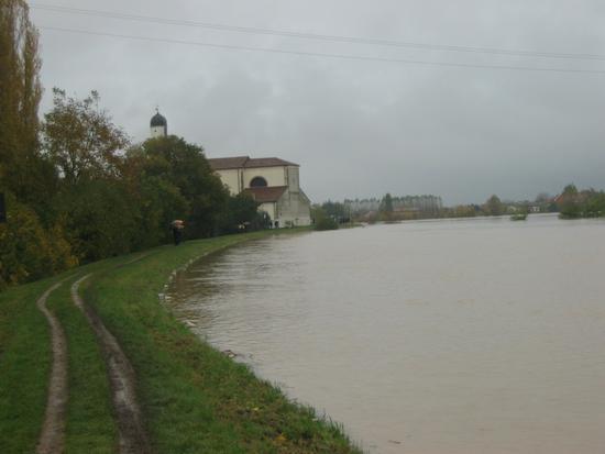 Piena Bacchiglione2010-2 - Selvazzano dentro (1394 clic)