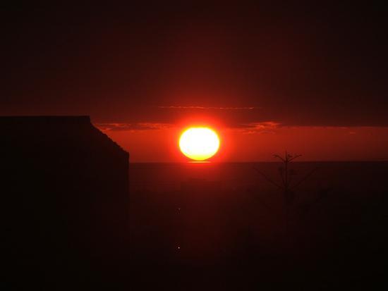 tramonto siciliano  - Mazara del vallo (3390 clic)