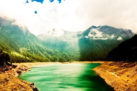 Lago del Trentino - Peio (1871 clic)