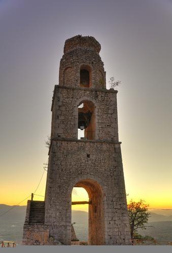Campanile di Santa Maria Occorrevole - Piedimonte matese (3110 clic)