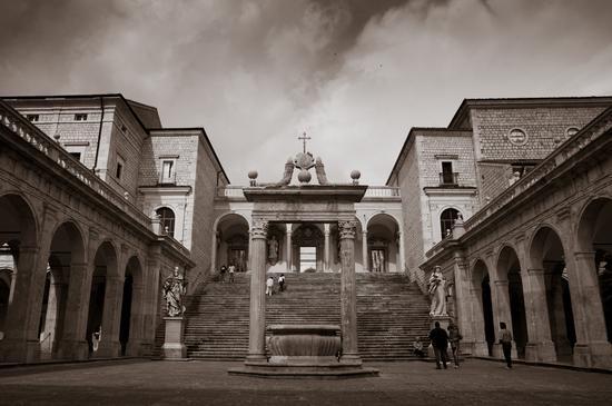Abbazia di Montecassino (1839 clic)