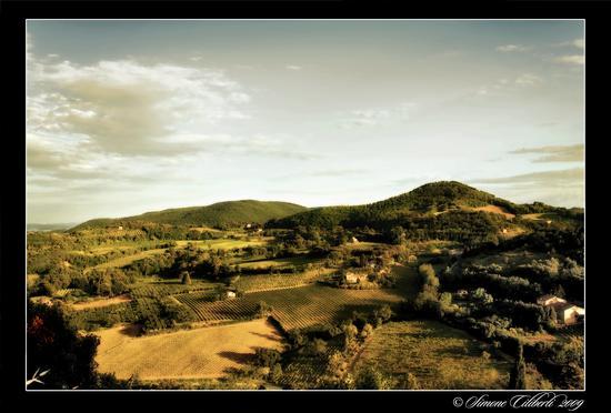Montpulciano panorama - Montepulciano (2058 clic)