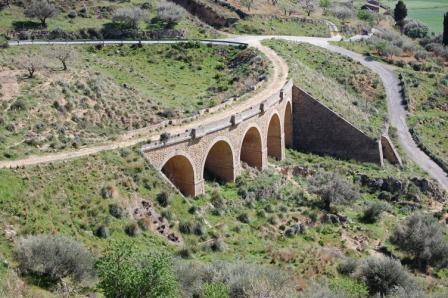 Antica ferrovia - Assoro (2562 clic)