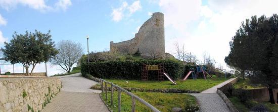 Castello  - Assoro (2230 clic)