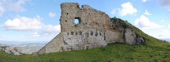Castello  - Assoro (2370 clic)