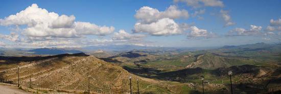 Vista dal castello - Assoro (2705 clic)